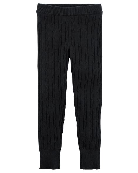 1f84216ea2981 Cable Knit Leggings | Carters.com