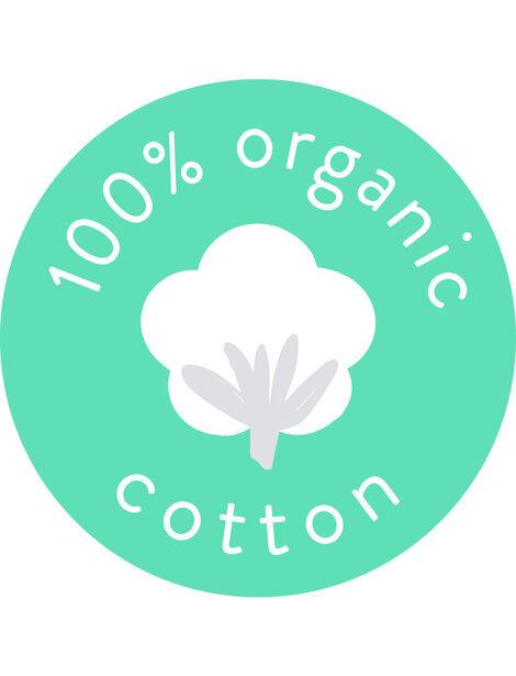 2-Piece Certified Organic Top & Short Set