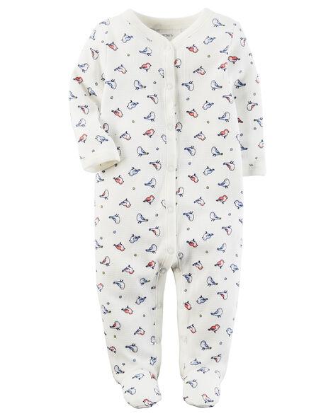266787bcaeb1 Bird Snap-Up Thermal Sleep   Play