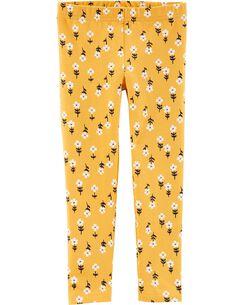 828812d9e003e Baby Girl Pants: Leggings & Jeggings | Carter's | Free Shipping