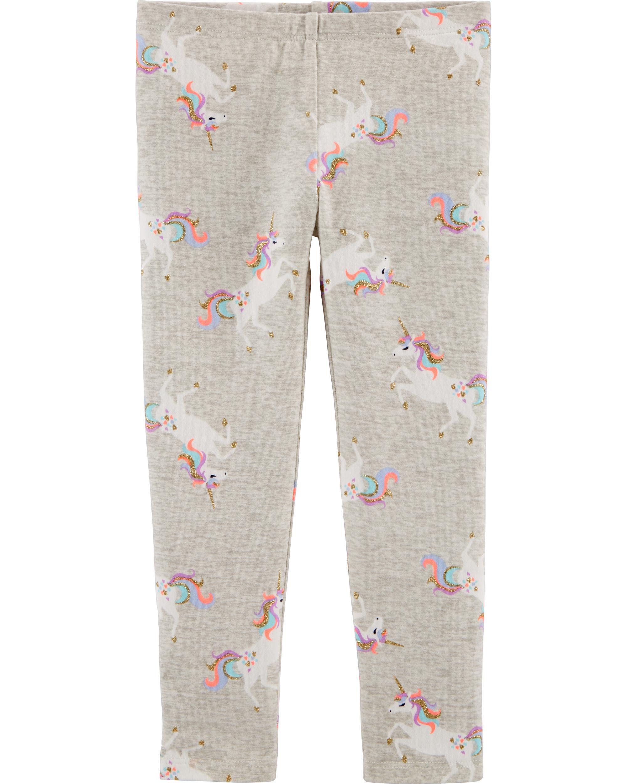 *CLEARANCE* Unicorn Jersey Leggings
