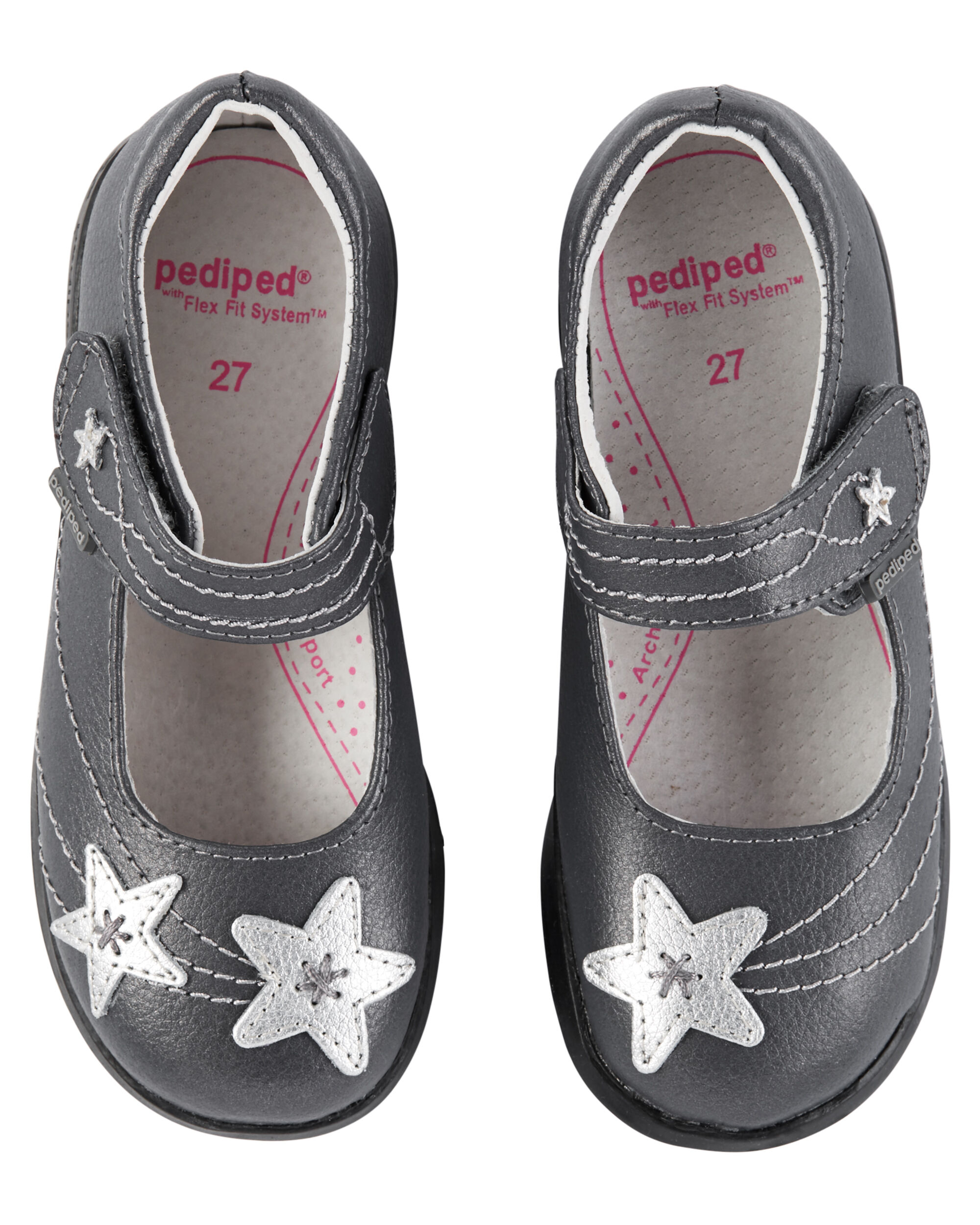 Pediped Flex Starlite Pewter