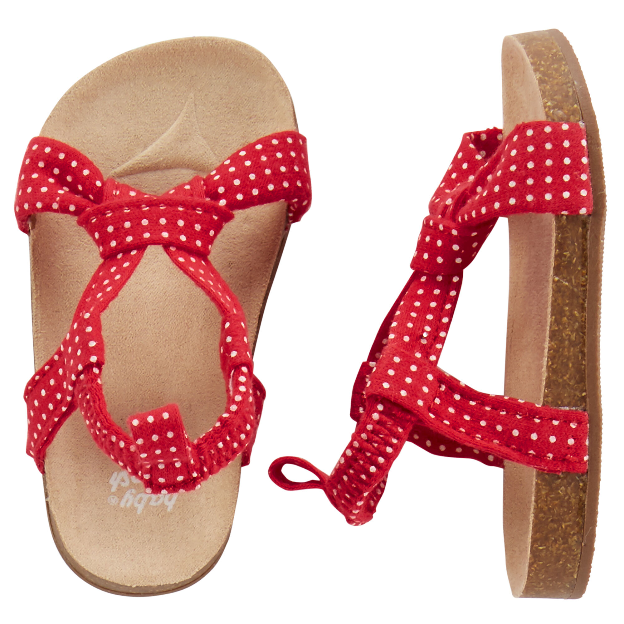 Baby Girl OshKosh Bandana Sandals