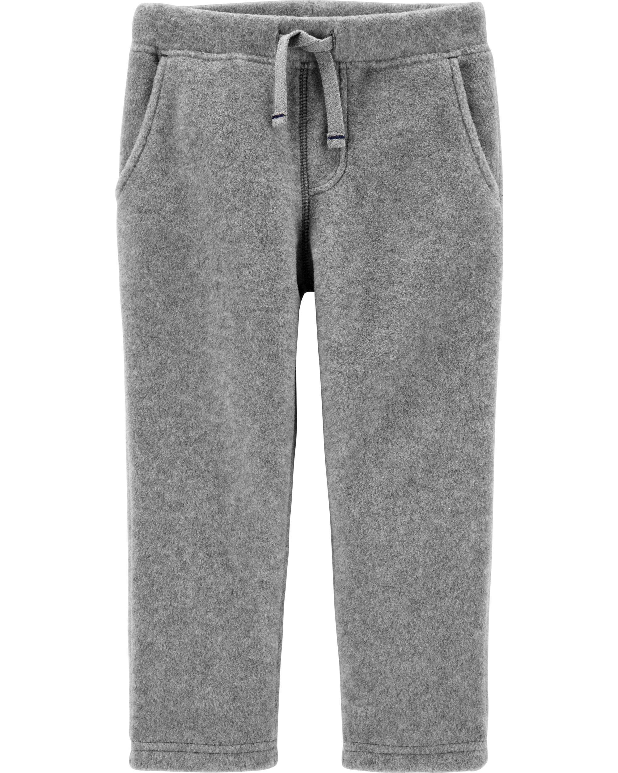 *DOORBUSTER* Pull-On Fleece Pants