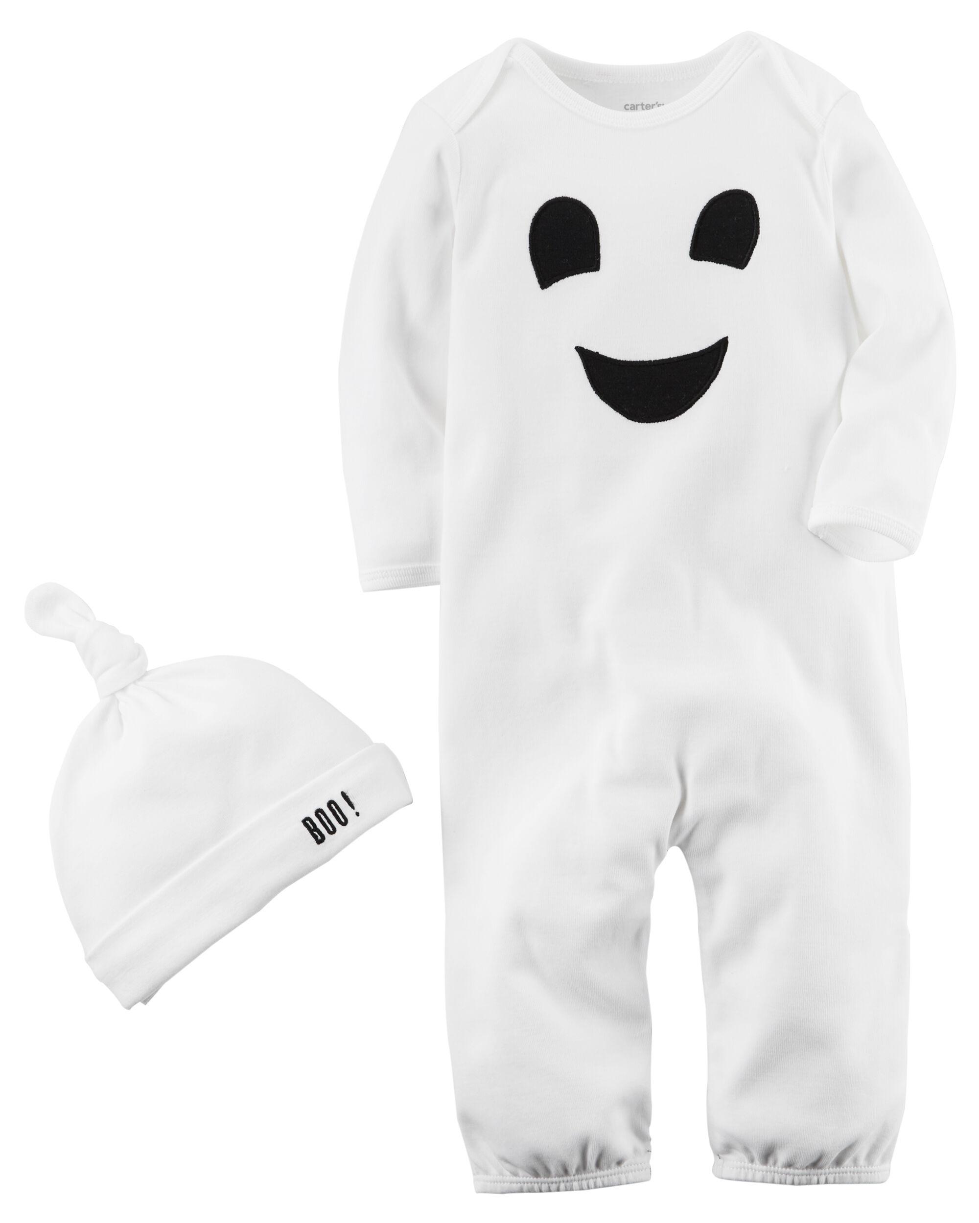 2-Piece Sleep Gown Converter & Hat | Carters.com