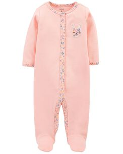 f11b6f113 Baby Girl Sleep   Play Pajamas