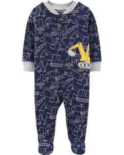 605efced5 Baby Boy One-Piece Jumpsuits & Bodysuits | Carter's | Free Shipping