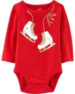 d1114c0f5 Baby Girl First Christmas Outfit | Carter's | Free Shipping