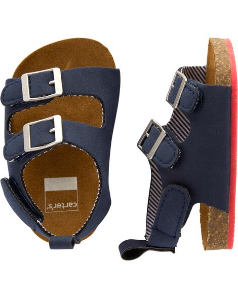 Carter's Cork Sandal Baby Shoes