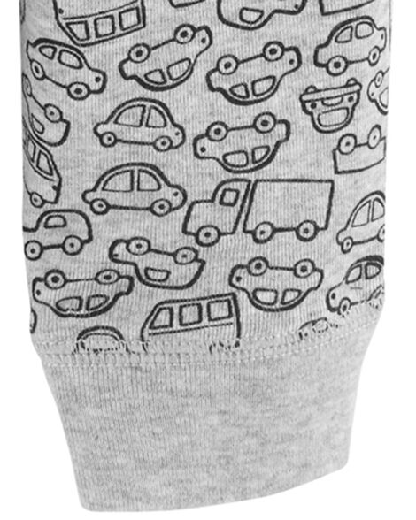3-Piece Car Little Character Set