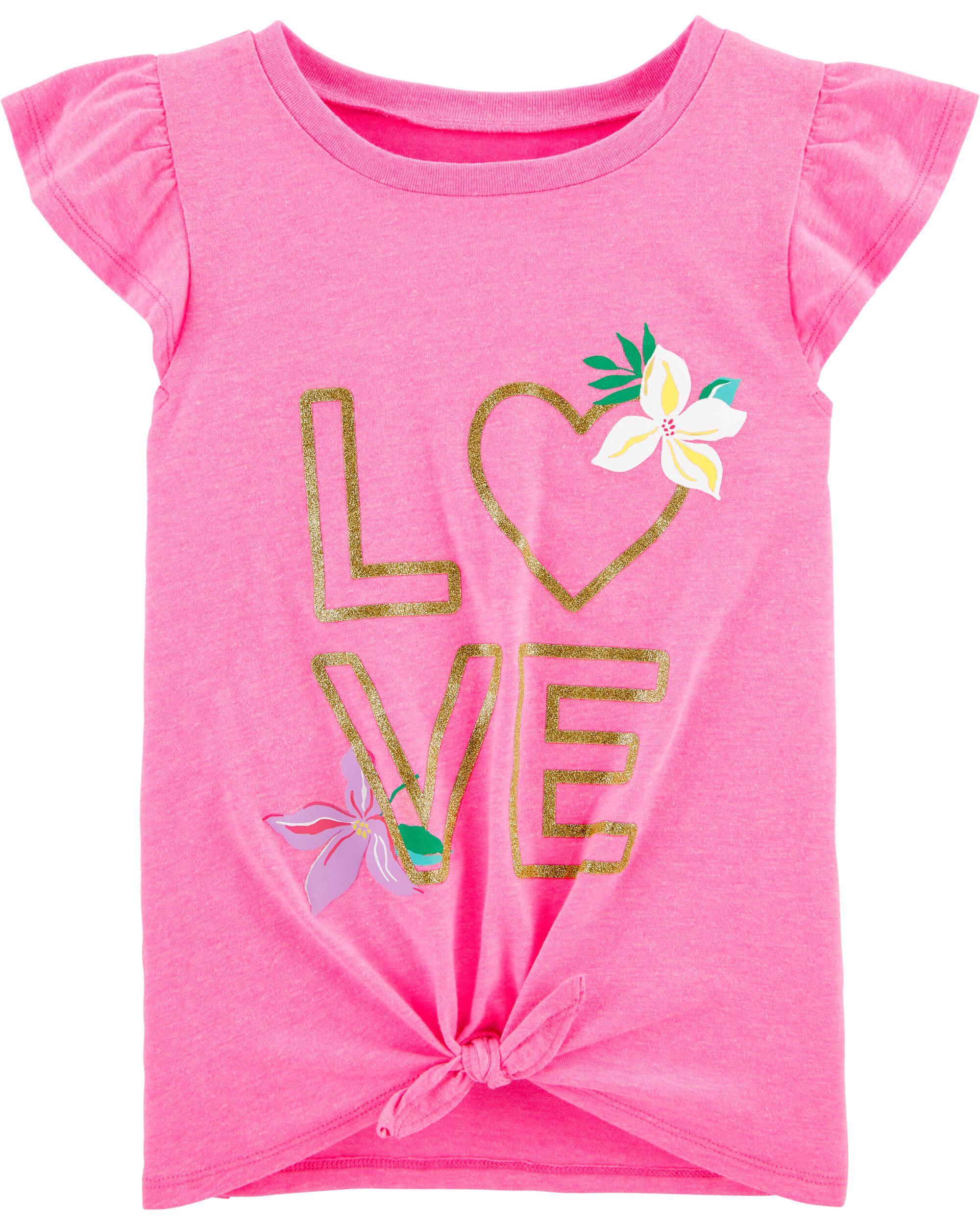 TooLoud Love is Love Gay Pride Infant T-Shirt Dark
