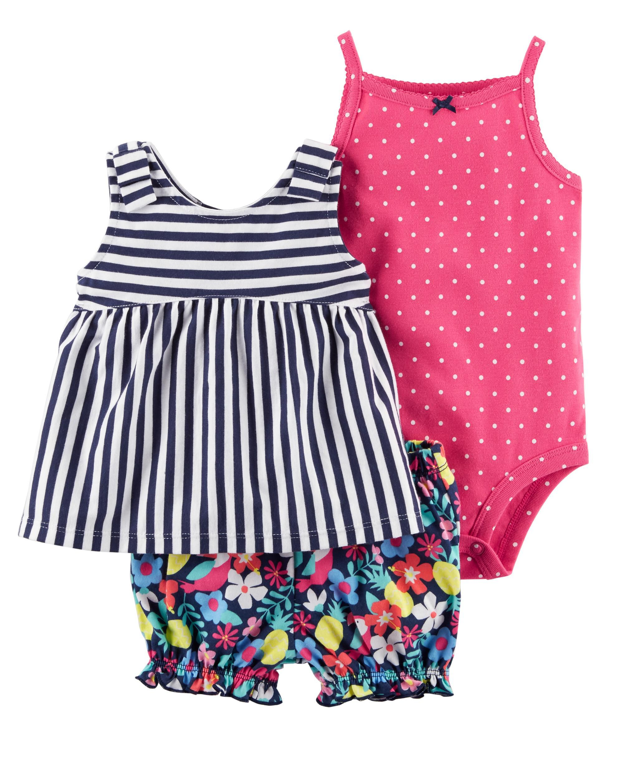 Baby Summer Diaper Cover TONSEE Flower Shorts Skirts