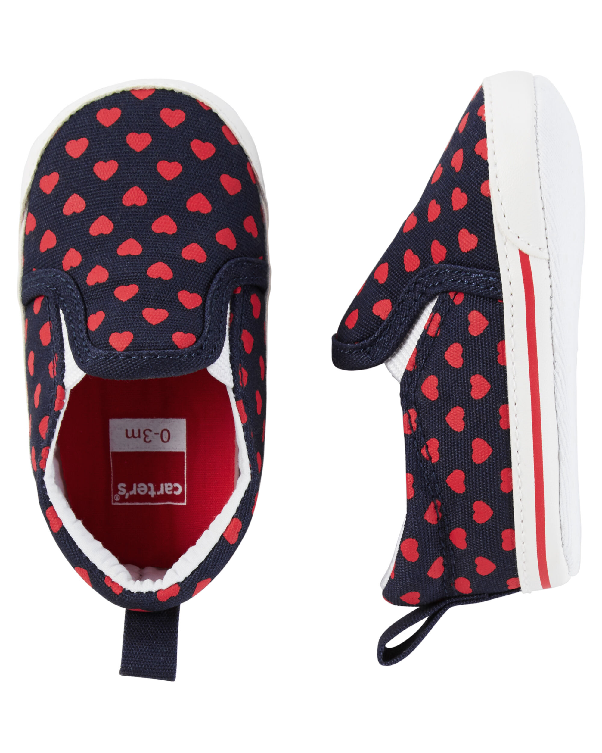 Crib for sale louisville ky - Carter S Slip On Sneakers Crib Shoes Loading Zoom