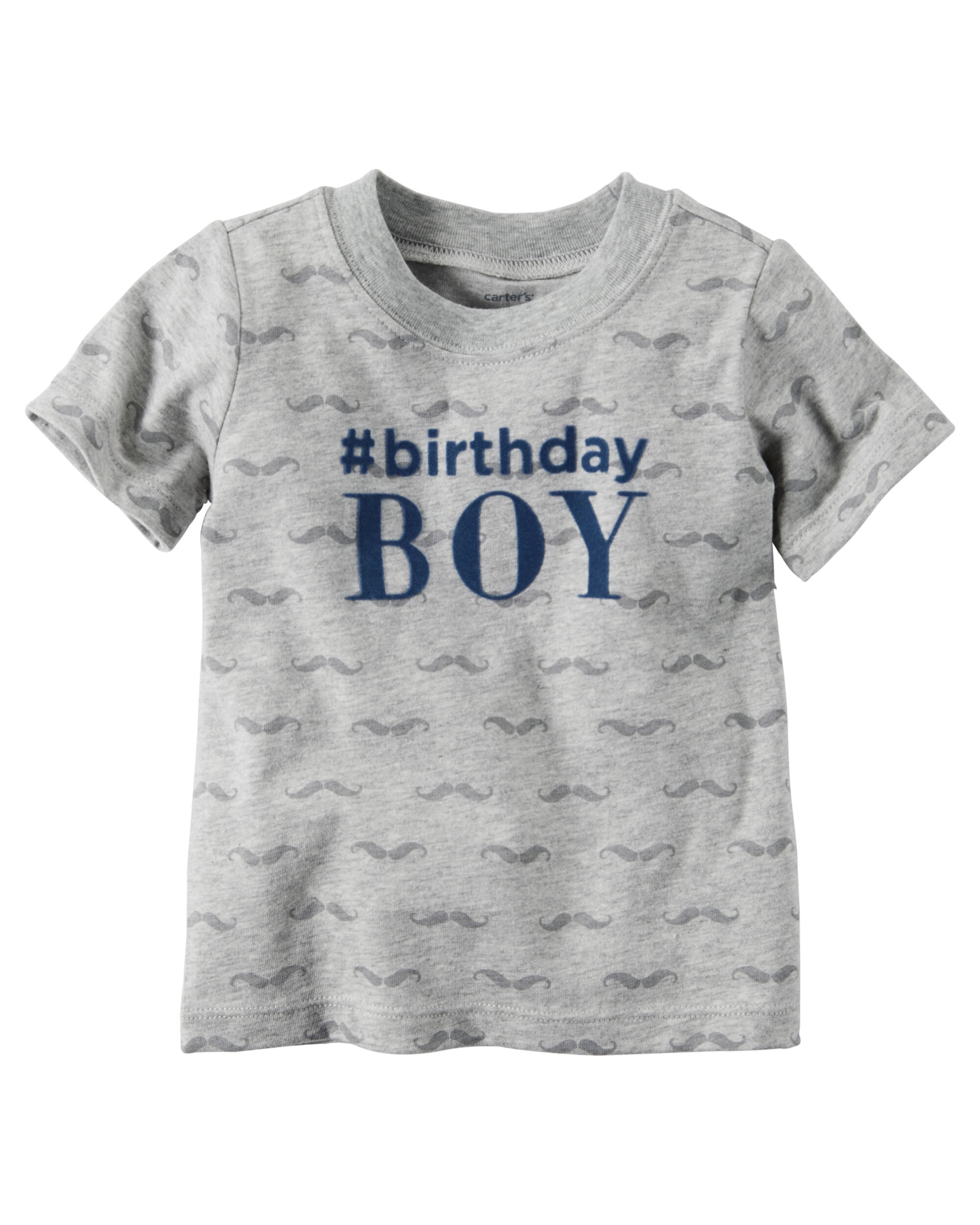 First Birthday Shirt Boy Carters