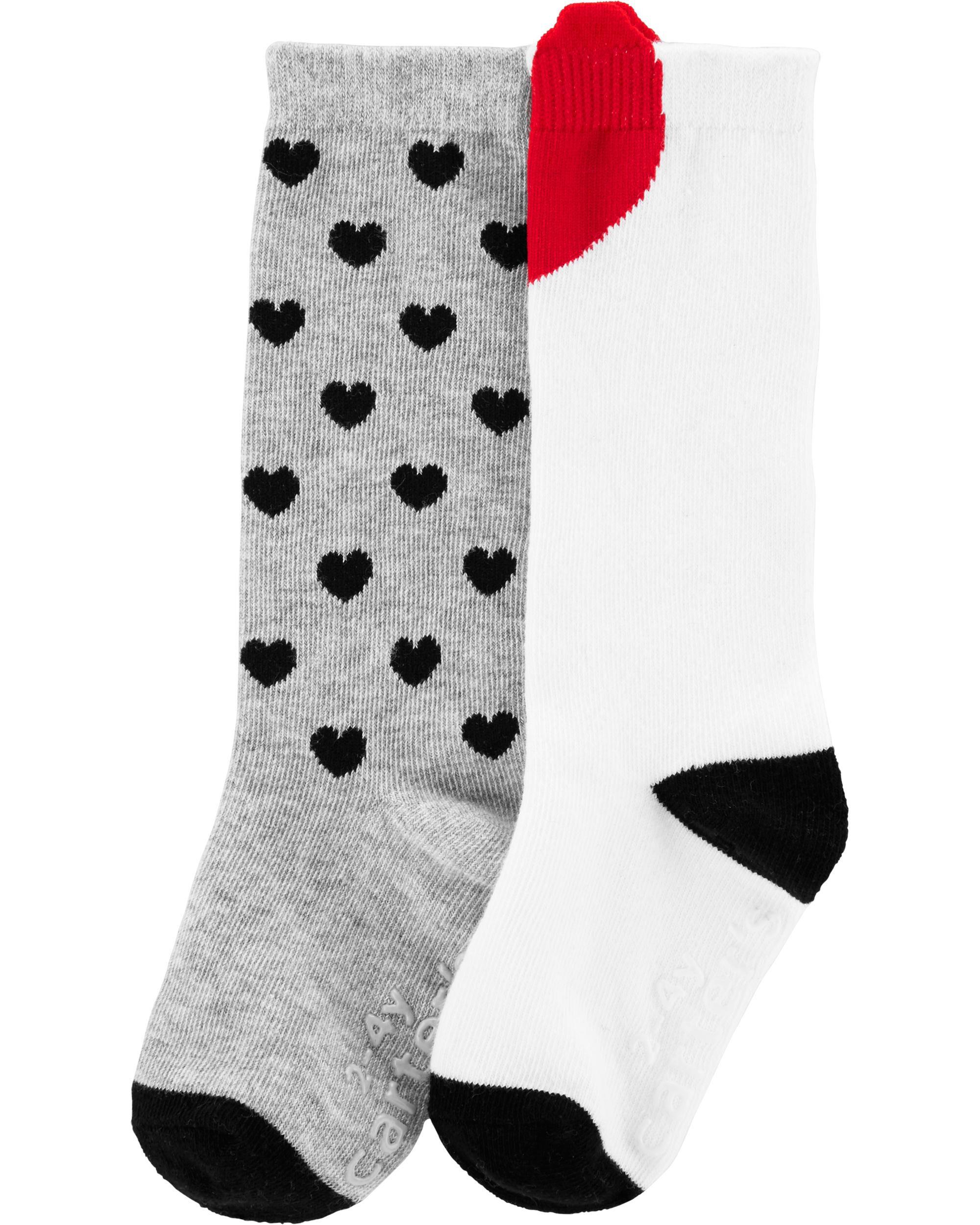 f6e94f1fd 2-Pack Knee High Socks ...
