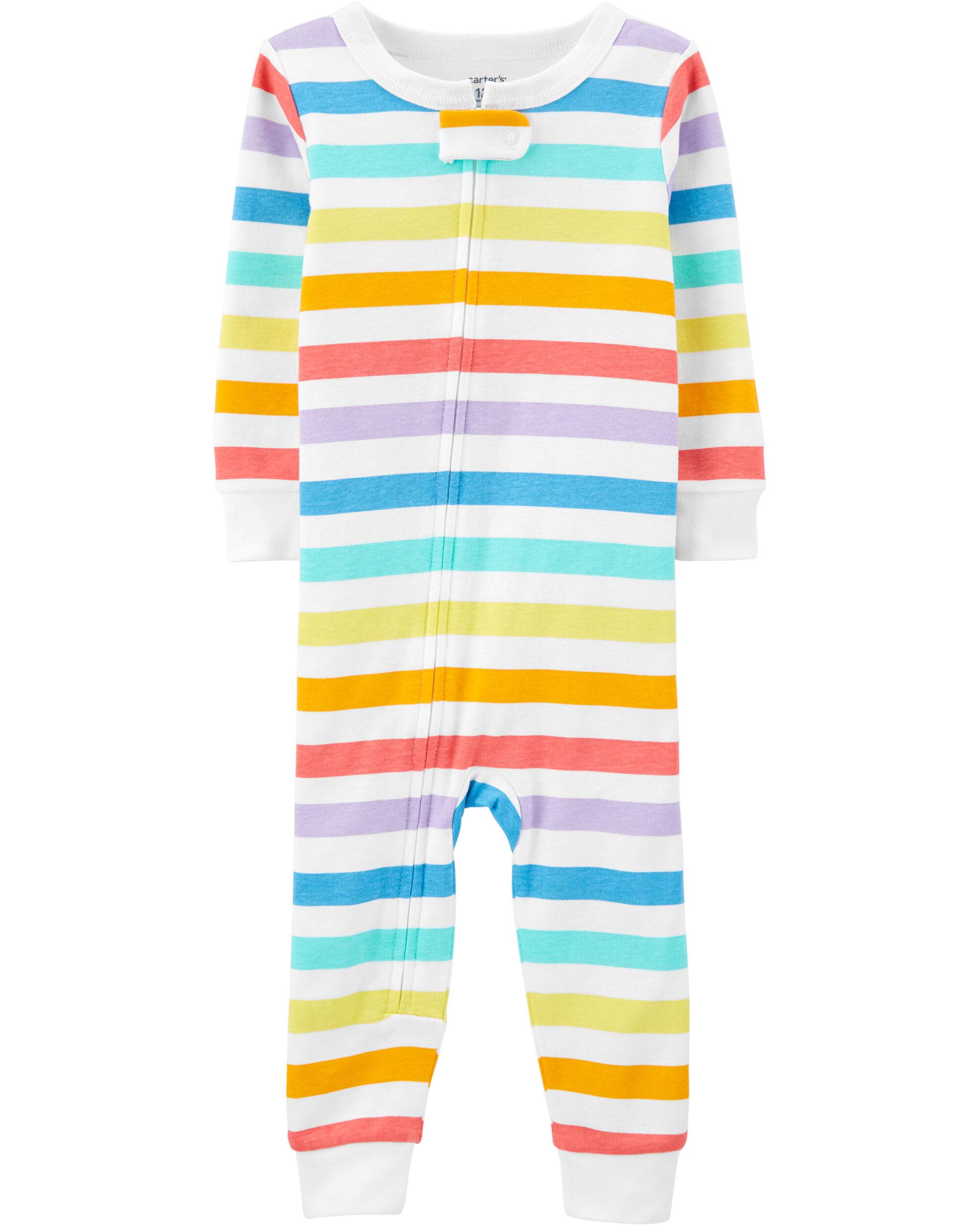 Girls Boys Baby Character Kids Pyjamas Pyjama Set Nightwear 6 Months-12 Years