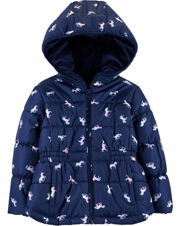 a79cc4d3476 Baby Girl Jackets & Outerwear | Carter's | Free Shipping