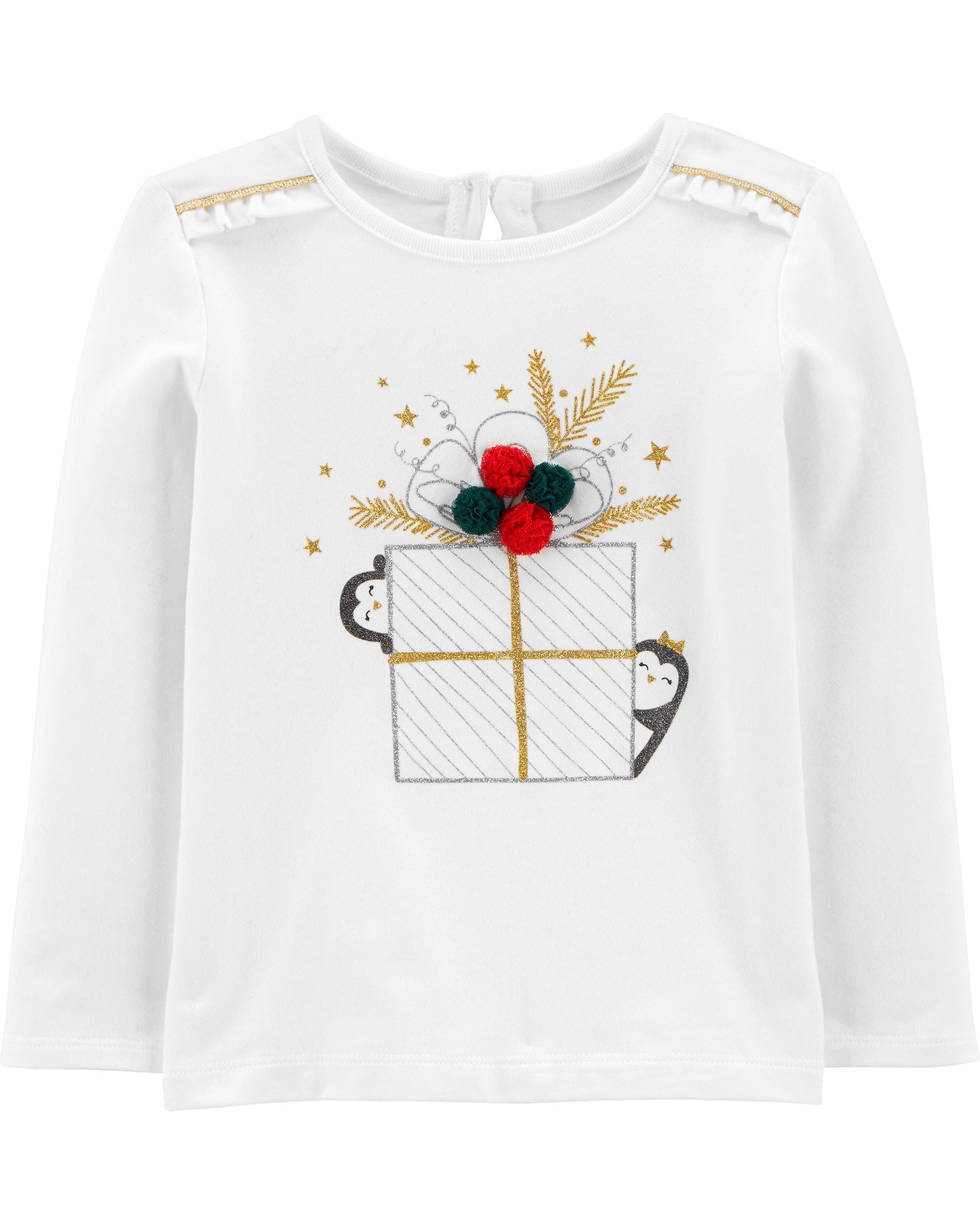 *CLEARANCE* Christmas Jersey Tee