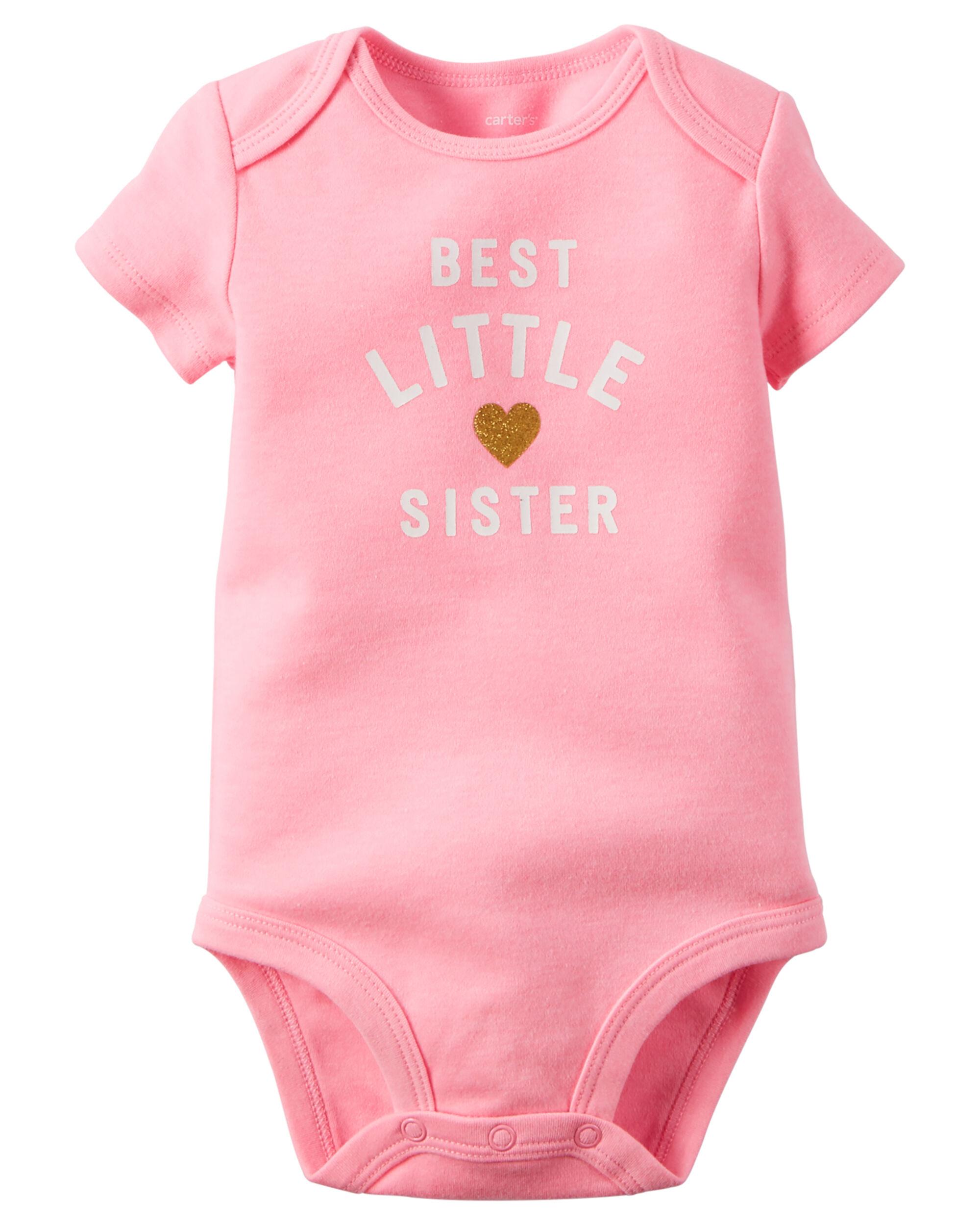 Best Little Sister Bodysuit