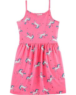 cb6787bc6 Girls' Dresses & Rompers (Size 4-14) | Carter's | Free Shipping