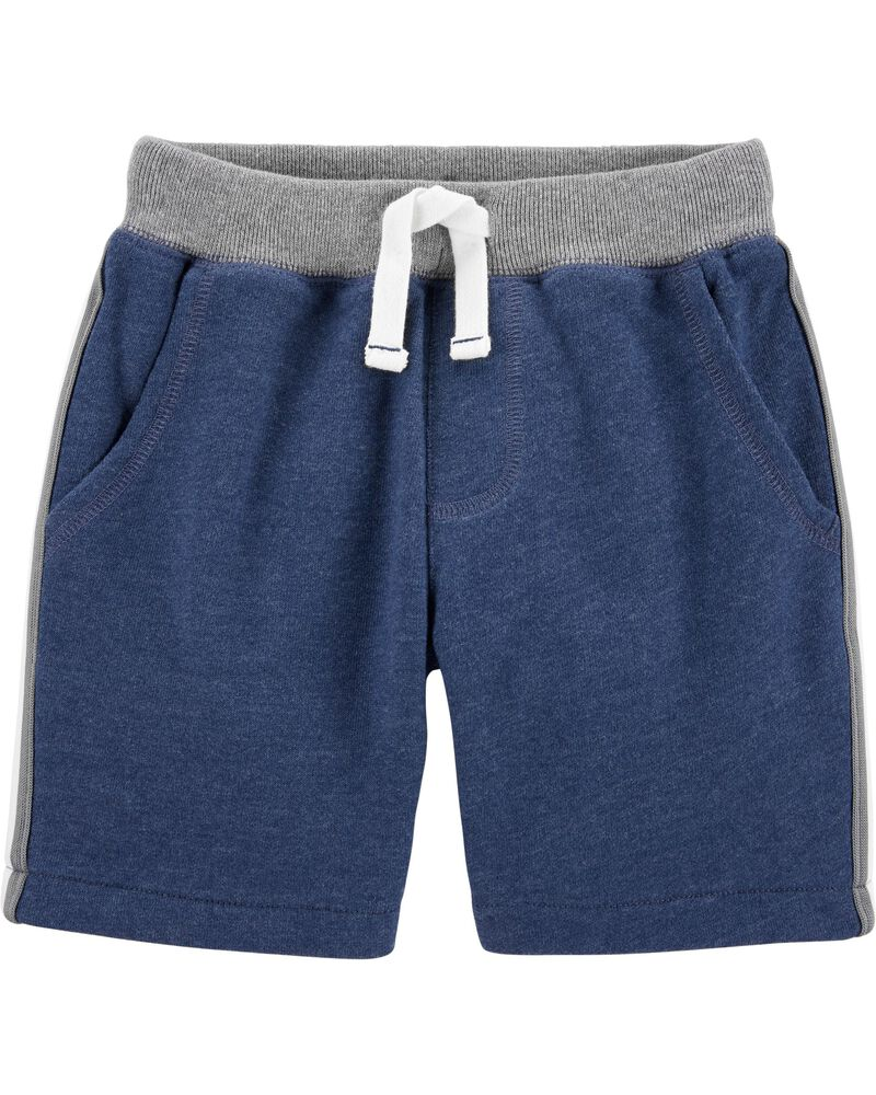 carters Easy Pull-On French Terry Shorts