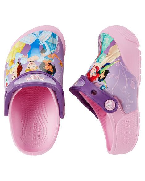 eae1090109cc Crocs Fun Lab Lights Princess Clogs ...
