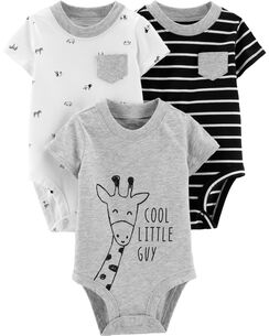 e5f03ee26 Baby Boy One-Piece Bodysuits