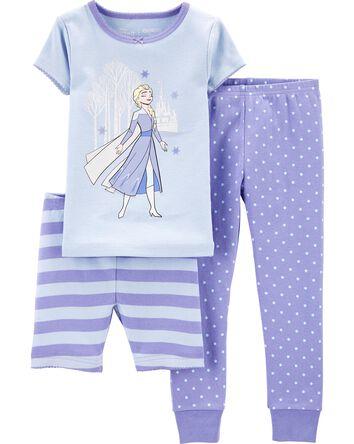 3-Piece Pajamas