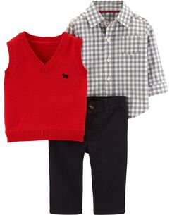 Baby Boy Christmas Outfit | Carter's | Free Shipping