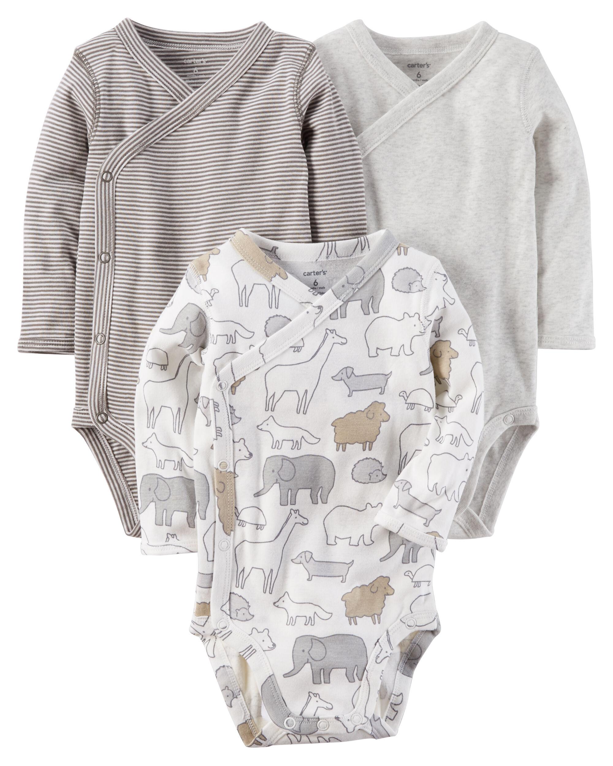 Newborn Baby Boy Clothes Little Baby Basics Carter S