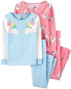 58a9bf8234 Girls Pajamas | Carter's | Free Shipping
