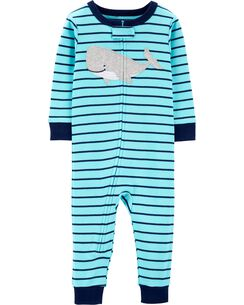 4c7ba432d Baby Boy Pajamas | Carter's | Free Shipping