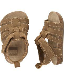 b62bc2da5c14f Carter s Cork Sandal Baby Shoes