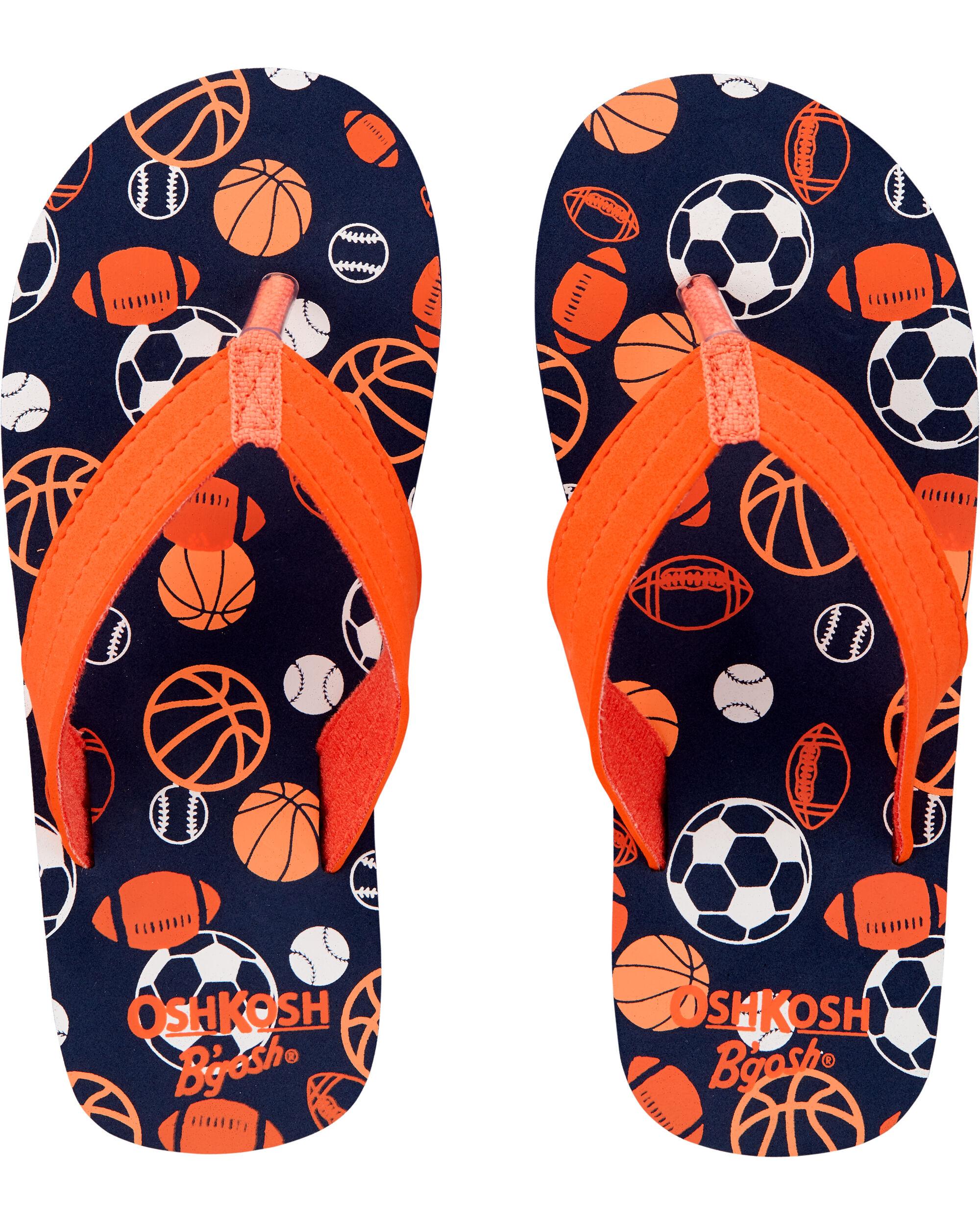 *DOORBUSTER* OshKosh Sport Flip Flops