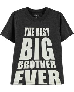 00f24a40ad7f Best Big Brother Ever Glow-In-The-Dark Tee