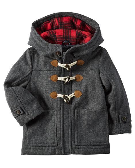8b51f302111e Wool Toggle Jacket