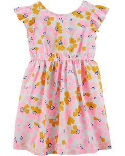 5ac419e16bda4a Toddler Girls Dresses & Rompers| Carter's | Free Shipping