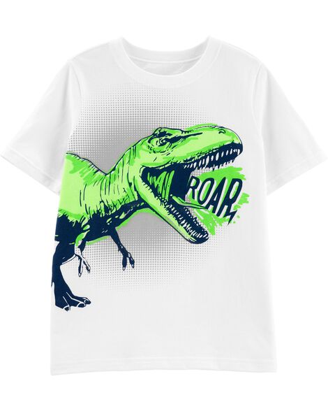 332e4dd9a Roar T-Rex Jersey Tee | Carters.com