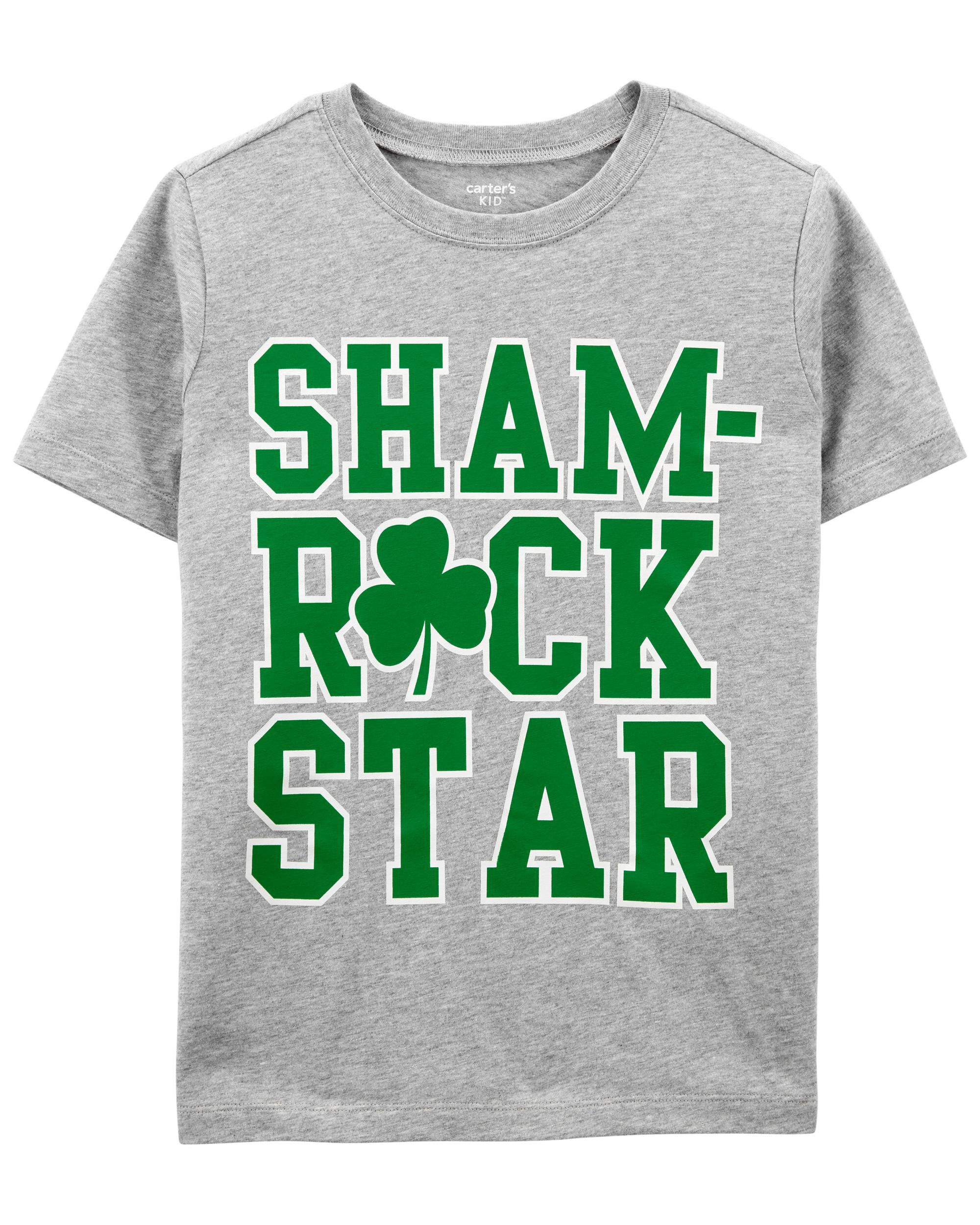 *CLEARANCE* St. Patrick's Day Jersey Tee