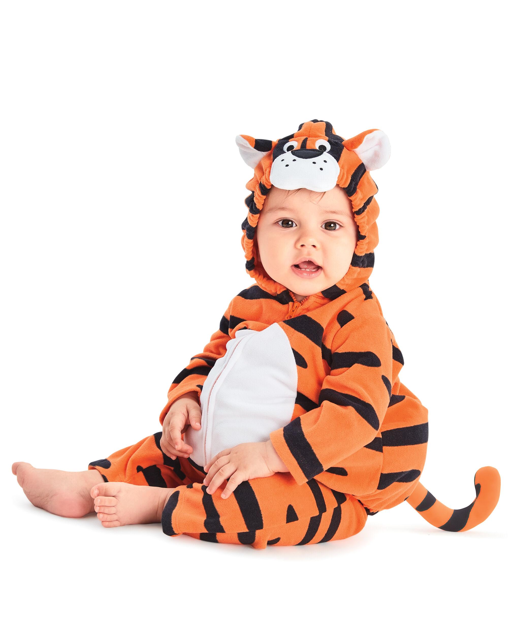 Little Tiger Halloween Costume ...  sc 1 st  Carteru0027s & Little Tiger Halloween Costume | Carters.com