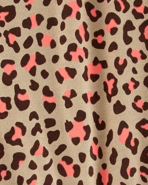 2e655287f6a Heart Leopard Romper · Heart Leopard Romper
