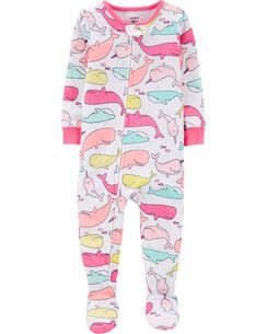 25335b006 Baby Girl Pajamas | Carter's | Free Shipping