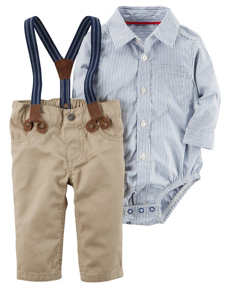 3 Piece Dress Me Up Set Carters Com
