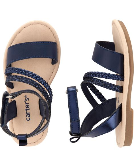 ed1ce3570ec1 Baby Girl Carter s Strappy Sandals