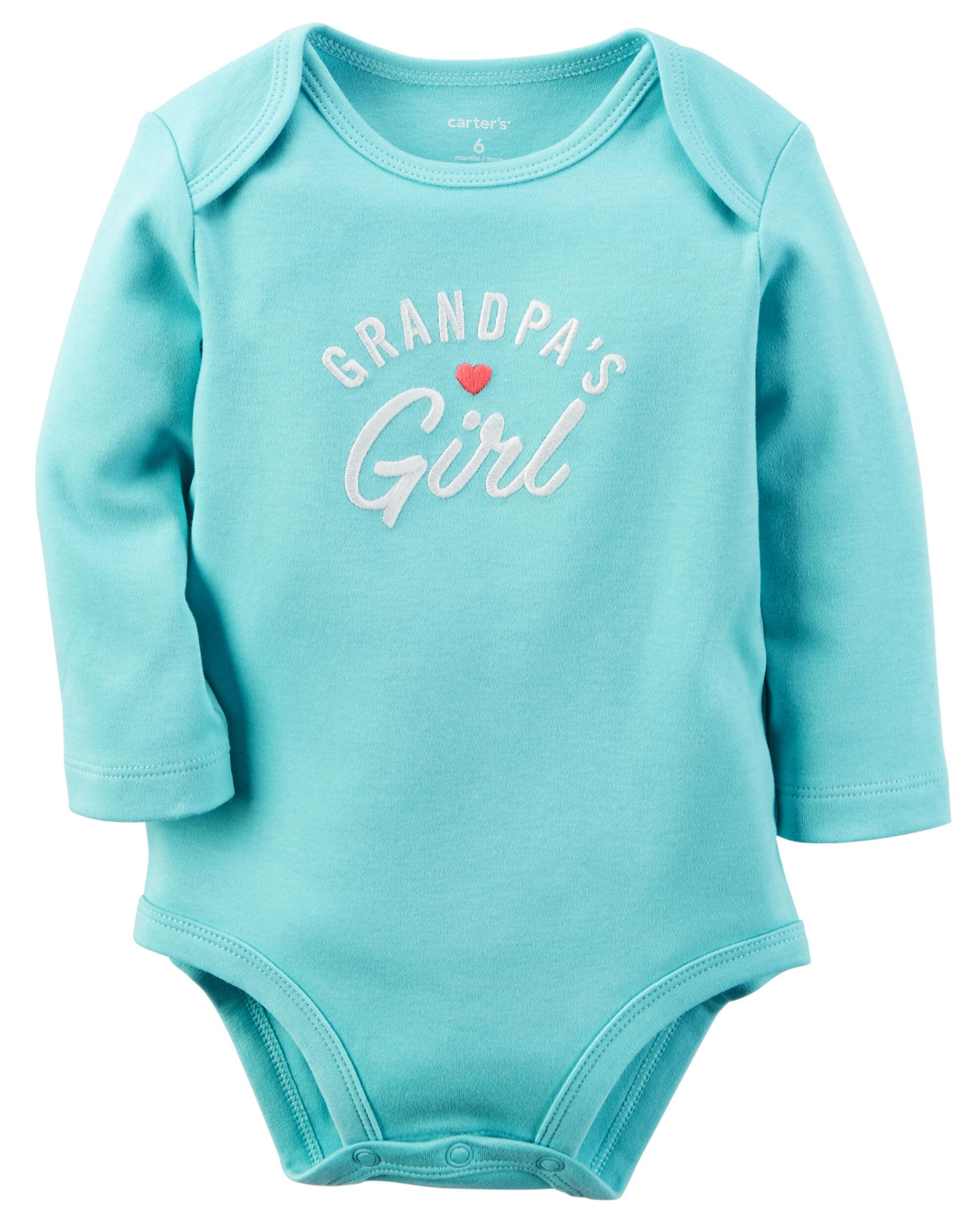 Grandpa s Girl Collectible Bodysuit
