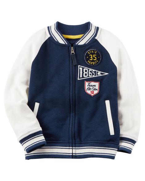 ca48e40e9 Varsity Jacket