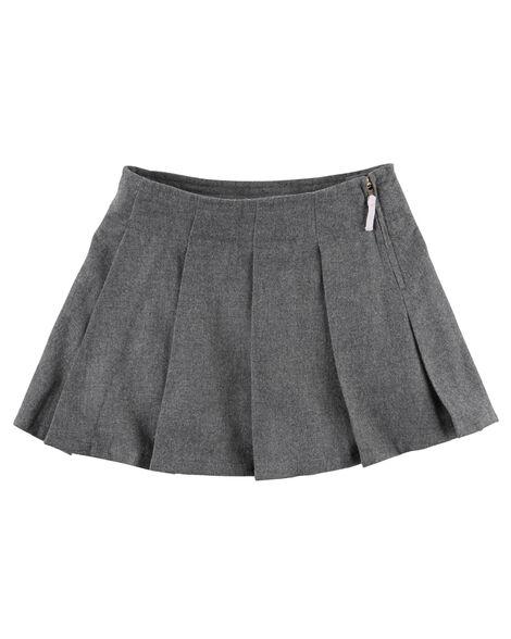 Pleated Uniform Skirt
