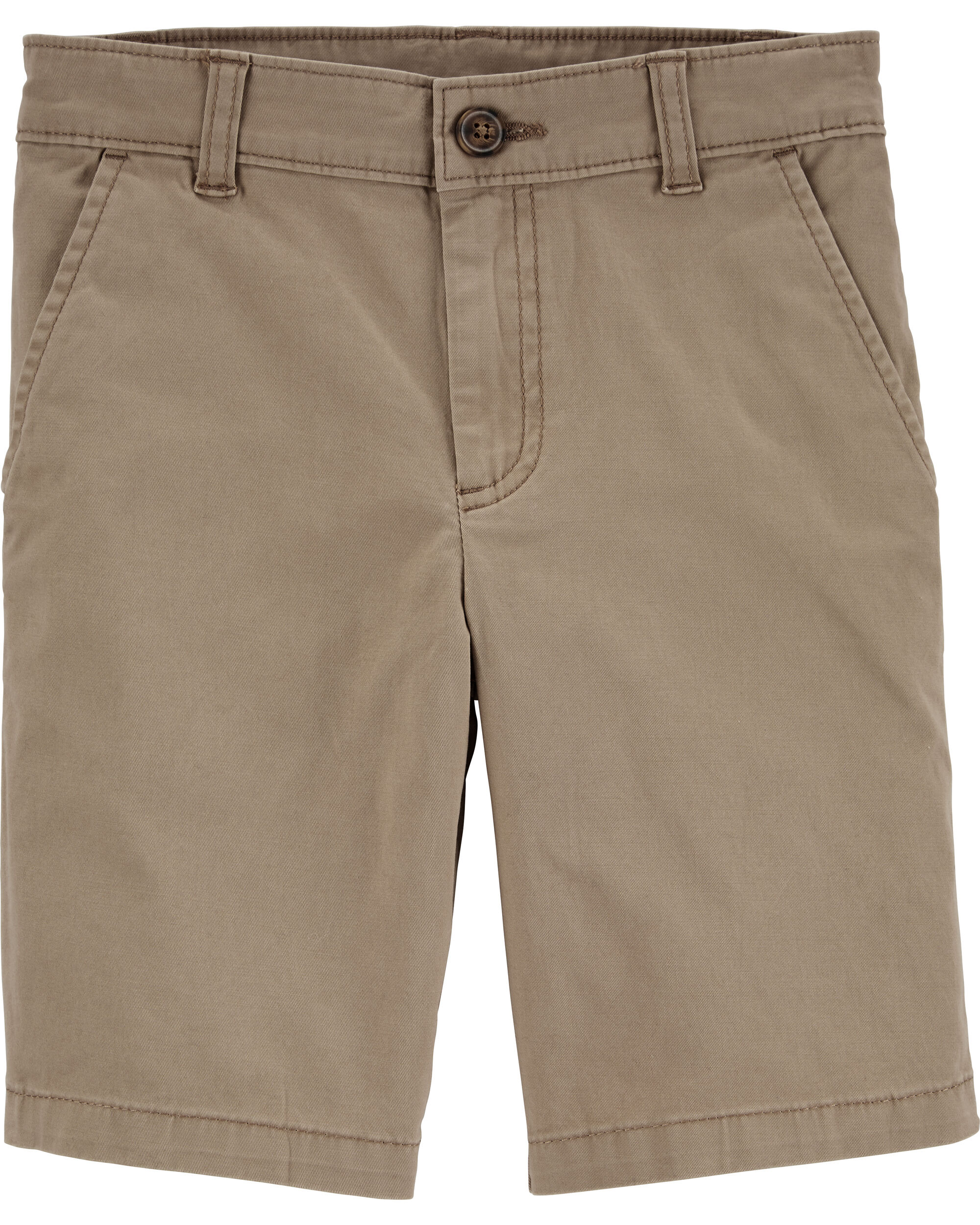 *CLEARANCE* Flat-Front Shorts