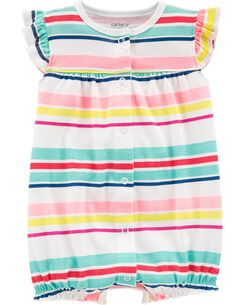 7f052c398 Baby Girl & Infant Rompers | Carters.com