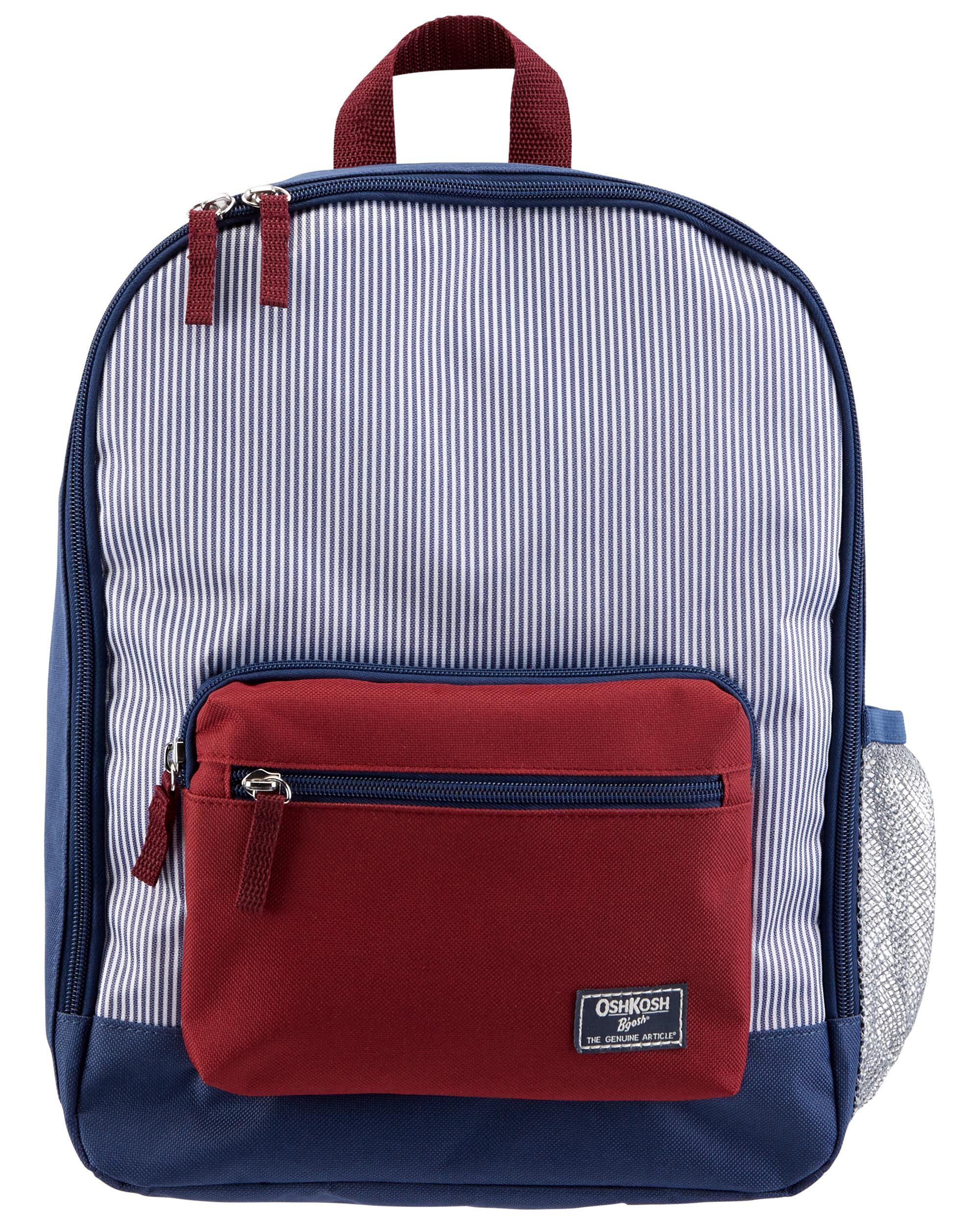 Toddler Boy Backpack - CEAGESP